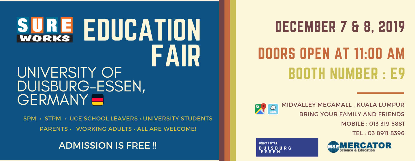 Education Fair by SureWorks 2019