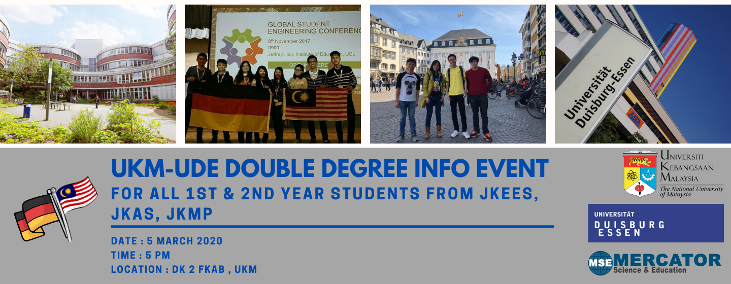Double Degree InfoEvent